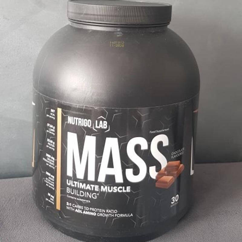 nutrigo lab mass protein
