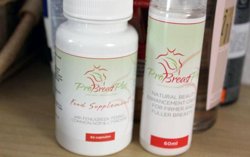 ProBreast Plus naturales