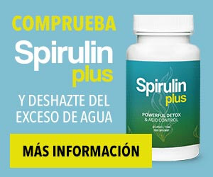 spirulin plus banner